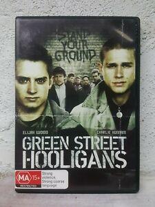 Green Street HOOLIGANS DVD - TOP 1000 MOVIES FOOTBALL SOCCER LONDON