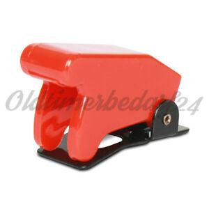 Kill Switch Schalterabdeckung Schutzkappe Sicherungskappe  rot