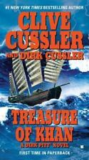 Dirk Pitt Adventure: Treasure of Khan 20 by Dirk Cussler and Clive Cussler (2007