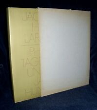 DIARY OF A CENTURY by Jacques-Henri Lartigue  First Edition dj/slipcase Roth 101