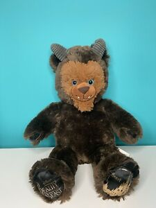 """Build A Bear Disney Beauty and The Beast Limited Edition Plush 20"""""""
