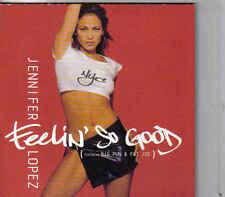 Jennifer Lopez-Feelin So Good cd single