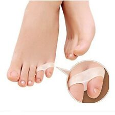 Pinky Toe Straightener Corrector Little Toe Silicone Gel Separator Protector