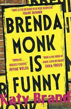 Brenda Monk is Funny, Brand, Katy, New Book