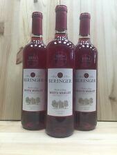 3-Bottles Beringer White Merlot