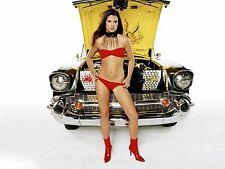 Danica Patrick 8x10 Glossy Photo Print  #DP4