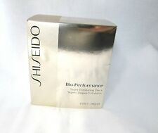 Shiseido Bio-Performance Super Exfoliating Discs ~ 8 Discs ~ BNIB