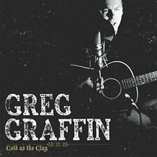 GRAFFIN GREG COLD AS THE CLAY VINILE LP RECORD STORE DAY 2017 180 GR. COLORATO