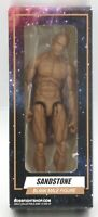 Vitruvian H.A.C.K.S. 000007 Blank Male Figure (Sandstone) Boss Fight Studio