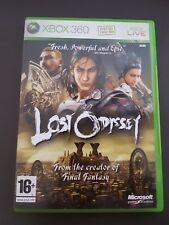 Lost Odyssey ( Xbox 360, 2008) COMPLETE !! Very Good Condition !!
