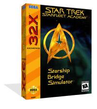 Star Trek Starfleet Academy 32x Ersatz Packung Etui + Abdeckung Kunst Arbeit