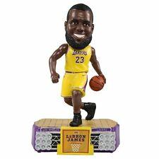LeBron James Los Angeles Lakers Stadium Lights Special Edition Bobblehead NBA