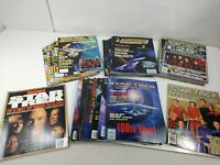 34 Star Trek Magazines Deep Space 9 Star Trek Communicator The Next Generation