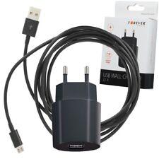 Chargeur Secteur USB 2A + Câble 2 mètres Pour Huawei P9 Lite