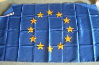 1 Fahne Europa für Haus & Garten 90x150  (Fahnenmast Fahnen Hißfahne Andenken)