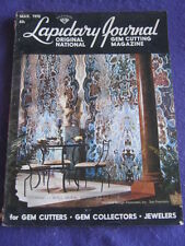 LAPIDARY JOURNAL - March 1970 v 23 # 12