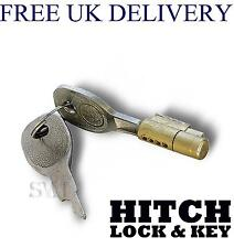Alko Style Hitch Lock Trailer Key & Spare Extra Strong Towing Security Coupling