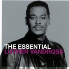 Vandross, Luther - The Essential Luther Vandross (2011) NEW 2 x CD