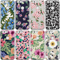 DYEFOR FLOWERS FLORAL COLLECTION PRINT PHONE CASE COVER FOR GOOGLE
