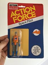 Action Force Space Pilot MOC MOSC Carded Palitoy Gi Joe Vintage