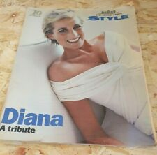 The Sunday Times , 7th September 1997 , Style Section 10 - Diana A Tribute
