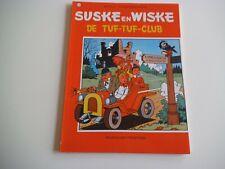 Suske en Wiske 133. De tuf-tuf-club  1992