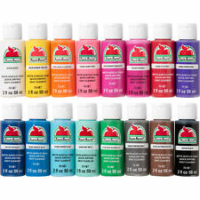 2 oz Apple Barrel Acrylic Paint Set (MATTE) **Assorted Colors**