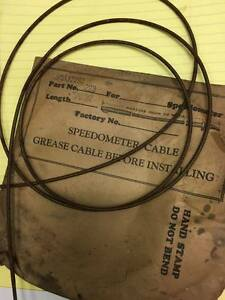 1940 Ford passenger car NOS oem speedometer cable core 99A17262
