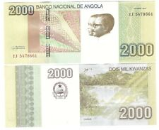 Angola _ 2000 Kwanzas 2012 P. 157a UNC Lemberg-Zp
