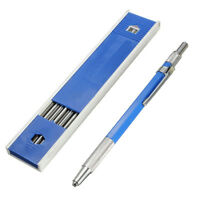 2mm 2B Lead Holder Automatic Mechanical Drafting Draughting Draw Pencil 12 Leads