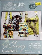 Classy Cases Pattern Golightly Sewing Studio