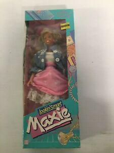 Vintage Hasbro LOOKIN' SMART MAXIE Doll NEW RARE