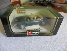Jaguar E-Type Cabriolet 1961 1:18 Burago Cod. 3016