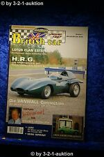 British Classic Car Nr.1 1997 deutsch Lotus Elan Estate H.R.G.