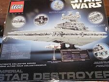 NEU Lego Star Wars Empire 10030 Imperial Star Destroyer UCS-Schiffe world wide