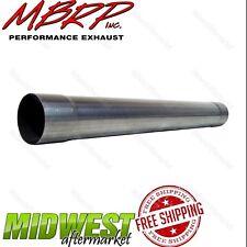 "MBRP 36"" Diesel Muffler Delete 4"" Pipe For 1994-2007 Dodge Ram 2500 3500 Cummins"