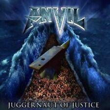 Anvil-Juggernaut of Justice CD NUOVO OVP