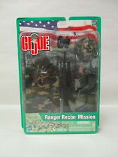 "HASBRO G.I JOE 12"" 1/6 SCALE ACCESSORY SET MOC RANGER RECON MISSION NEW"