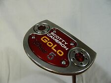"Used Titleist Scotty Cameron Golo 5 35"" Putter Scotty Cameron Putter"