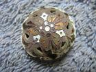Dug Extra Fancy Button From Longstreet Campsite- Gordonsville, Va.