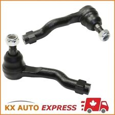 2X Front Outer Steering Tie Rod End for 2003-2008 Infiniti FX35 & FX45