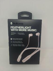 Skullcandy Featherlight Ink'd Plus Wireless Earbuds Bluetooth - PINK