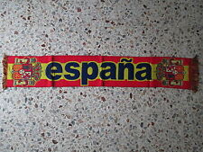 d3 sciarpa SPAGNA football federation association scarf schal spain espana