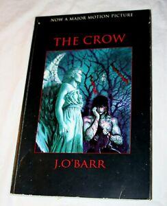 *rare** The Crow  J. O' Barr TPB 2nd print Graphic Novel 1993 Kitchen Sink