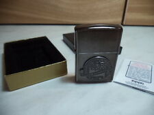 ZIPPO LIGHTER FEUERZEUG 60 ANNIVERSARY COMMEMORATIVO 1992   NEW