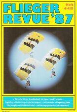 2f8704/ Flieger Revue Nr. 410 - 4/1987 - TOPP HEFT