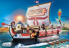 Playmobil #5390 Roman Warriors Ship - New Factory Sealed