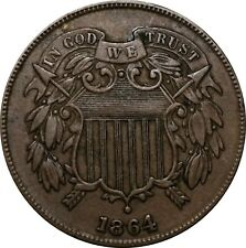 WCA United States 2 Cents 1864 - USA Lot #470