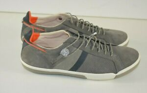 New Plae Mulberry Subterranean Gray Men's US Sz 8.5 Shoes Grey Suede