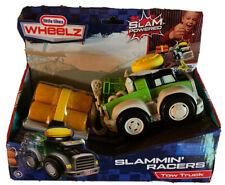 Little Tikes Wheelz Slammin' Racers Tow Truck Vehicle